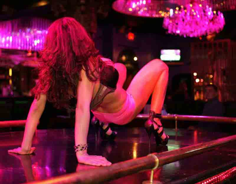 Gentlemens Club Stripper Las Vegas
